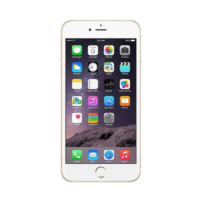 Apple iphone 6 original - gold - 16gb - 4g lte - garansi 1 tahun