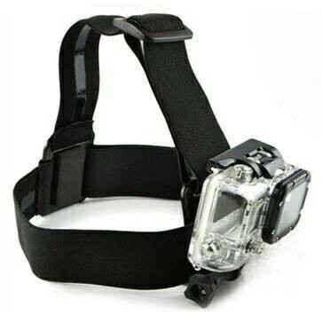 harga Head strap with simple anti-slide glue for xiaomi yi and gopro Tokopedia.com