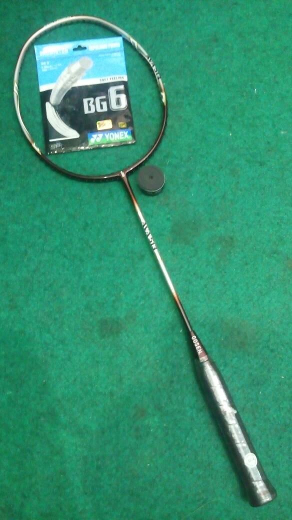 harga Raket badminton gosen ava 513 Tokopedia.com