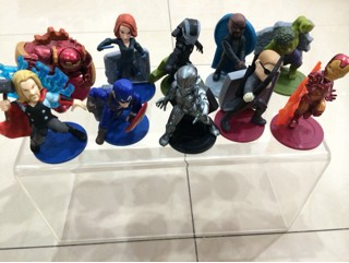harga Avengers sd mini figure set 10 Tokopedia.com