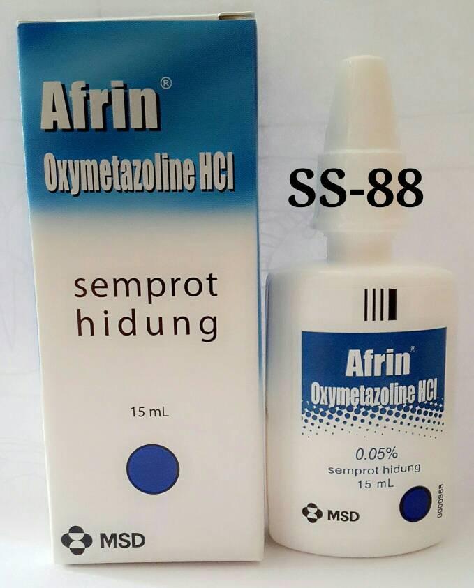 Jual AFRIN (Obat Semprot Hidung Untuk Flu, Alergi Saluran