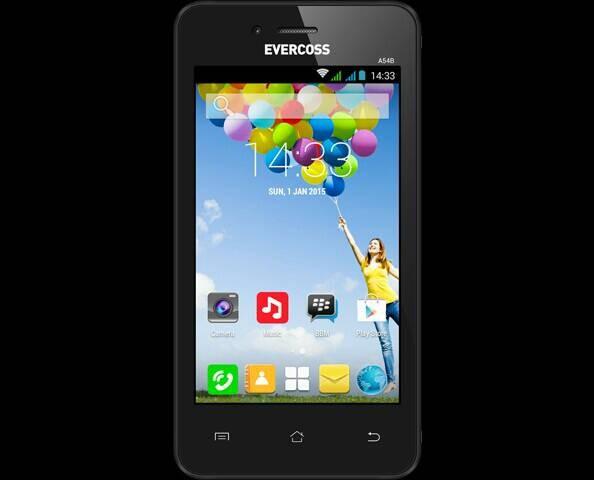 harga Evercoss a54b android 4inch 3g murah Tokopedia.com