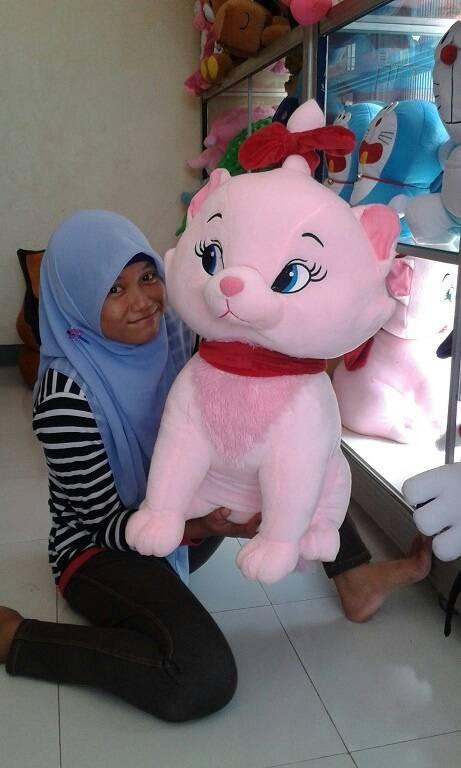 harga Boneka merry cat jumbo Tokopedia.com
