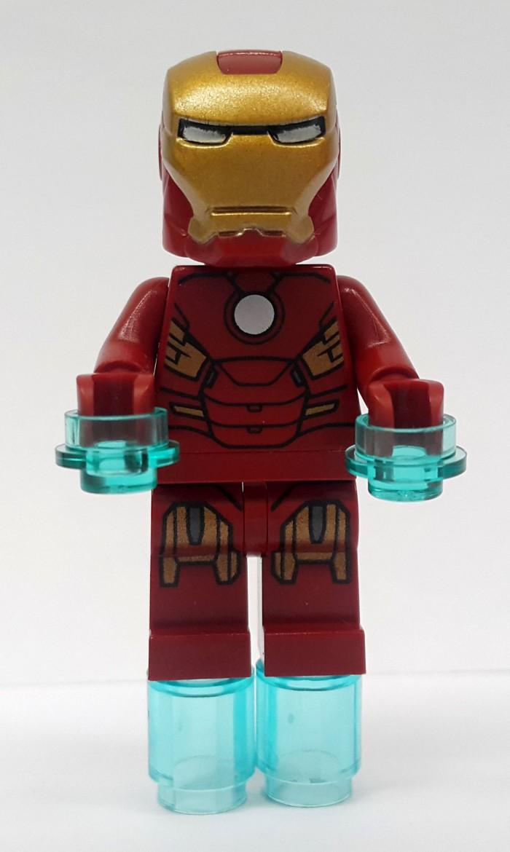 harga Lego minifigure super heroes avengers ironman iron man mark 7 vii rare Tokopedia.com
