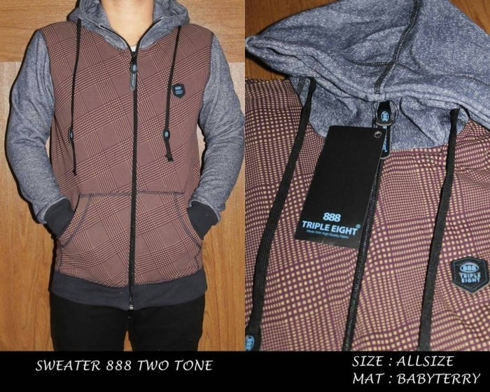 Jual Jaket pria asli Distro Original kain fleece polos premium murah ... a98e23f423