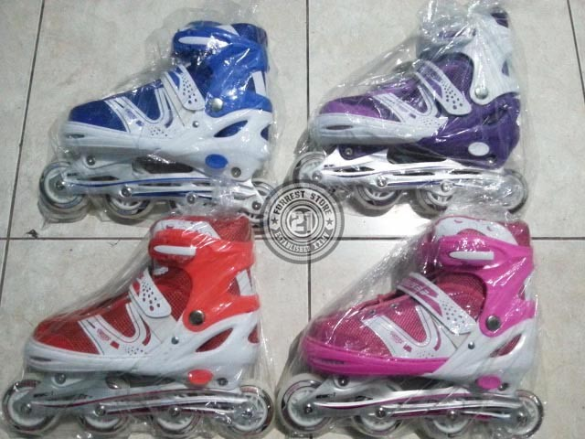 harga Sepatu roda inline power superb sol banwei Tokopedia.com f3ec29c081