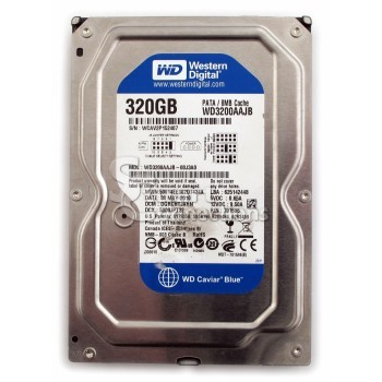Harddisk Internal WD Western Digital 320 GB UNTUK PC