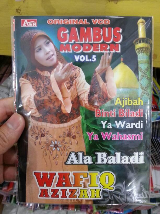 harga Vcd wafiq azizah - gambus modern vol.5 Tokopedia.com