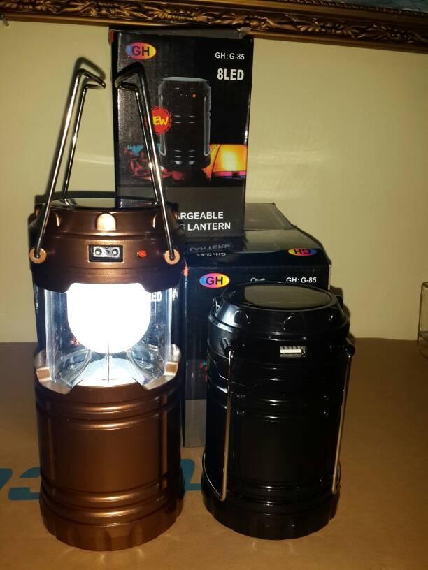 harga Lampu led recharger solarcell camping Tokopedia.com