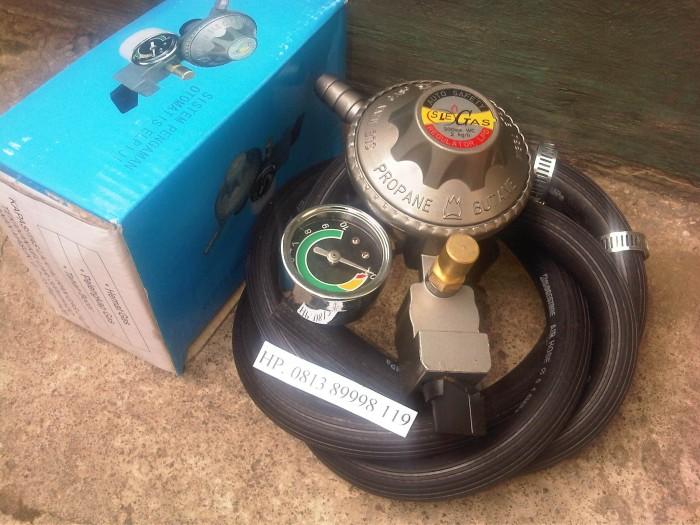 harga Regulator safety lock winn gas sle 788 m selang lpg bridgestone clamp Tokopedia.com