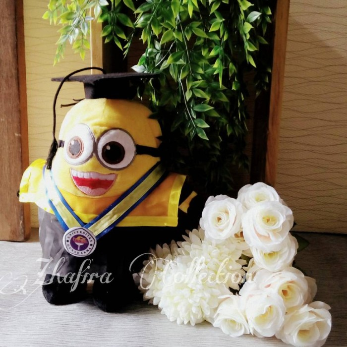 harga Boneka wisuda murah minion Tokopedia.com