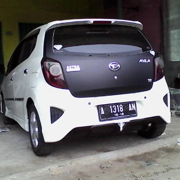 74+ Modifikasi Mobil Agya Keren HD