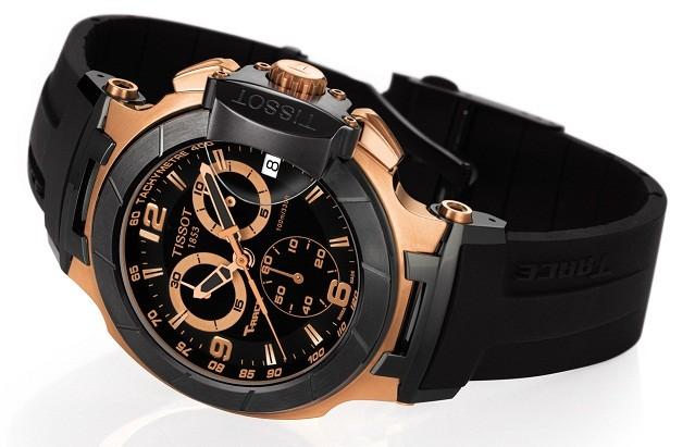 Jual jam tangan tissot rubber original - Denis Arloji  660bbd1da9