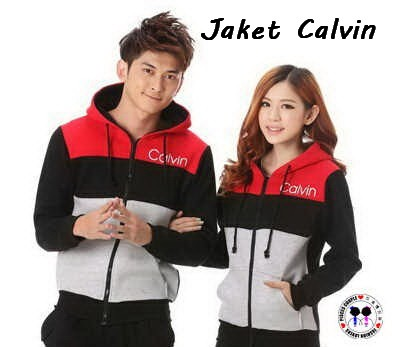 Jaket couple Bagus   Pusatnya sweater couple   Calvin kombinasi