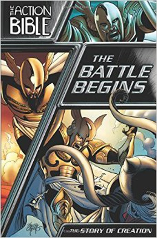 harga The battle begins: the story of creation (action bible) [ebook/e-book] Tokopedia.com