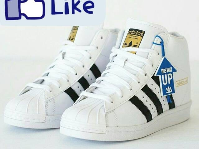 adidas superstar high murah