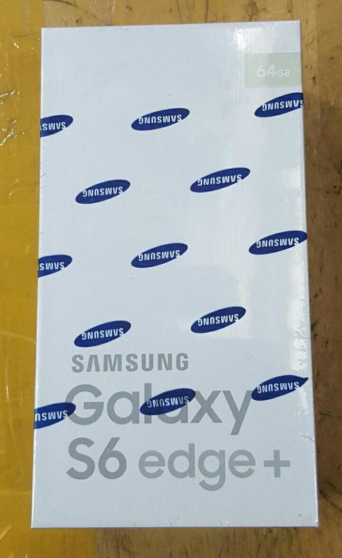harga Samsung galaxy s6 edge plus bnib new sein Tokopedia.com