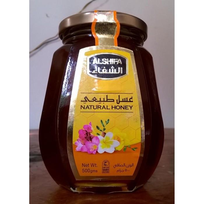 harga Madu arab al shifa / alshifa / al-shifa 500gr / madu asli Tokopedia.com