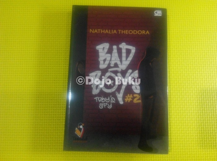 harga Teenlit : bad boys#2 (troy's spy) nathalia theodora Tokopedia.com