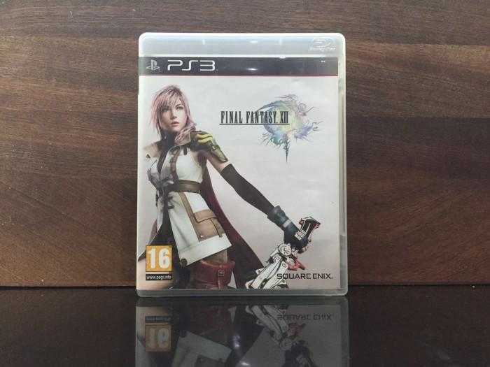 Jual PS3 Game - Final Fantasy VIII - DKI Jakarta - whenboysmettoys |  Tokopedia