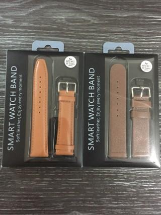 harga Moto 360 2nd gen 42mm / samsung gear s2 classic leather strap brown Tokopedia.com