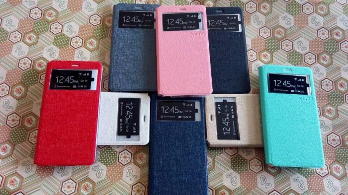 flip cover ume xiaomi redmi note 2 leather case flip case