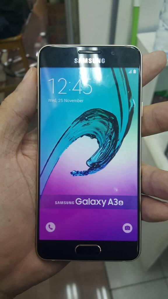 Jual Samsung Galaxy A3 6 16 Gb Garansi Resmi H2 Cellular