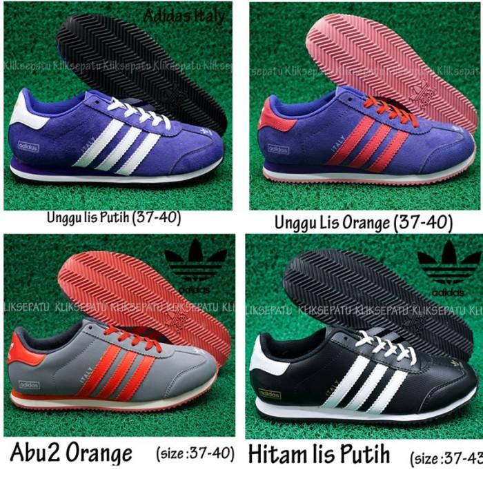 Jual Sepatu Casual  Sepatu Adidas   Sepatu Adidas Italy - Kliksepatu ... 651ef7bb63