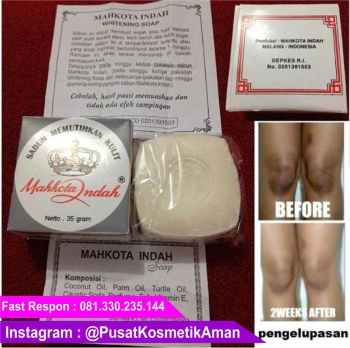 Jual Sabun Pemutih Tubuh Instan Sabun Mandi Pemutih Indonesia