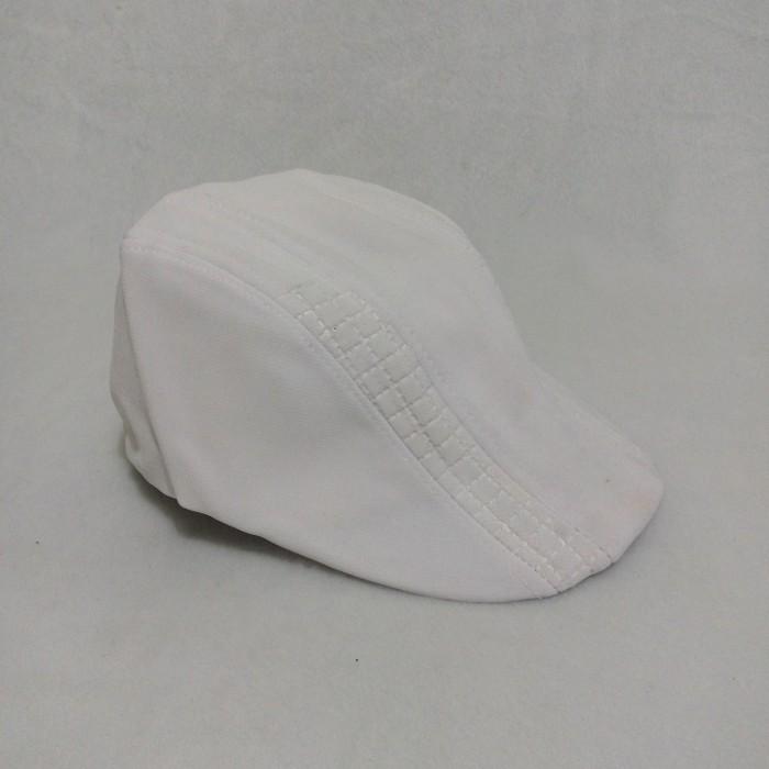 harga Topi pet flat cap hat kodok polos campur warna warni paperboy newsboy  Tokopedia.com b2ea48b275