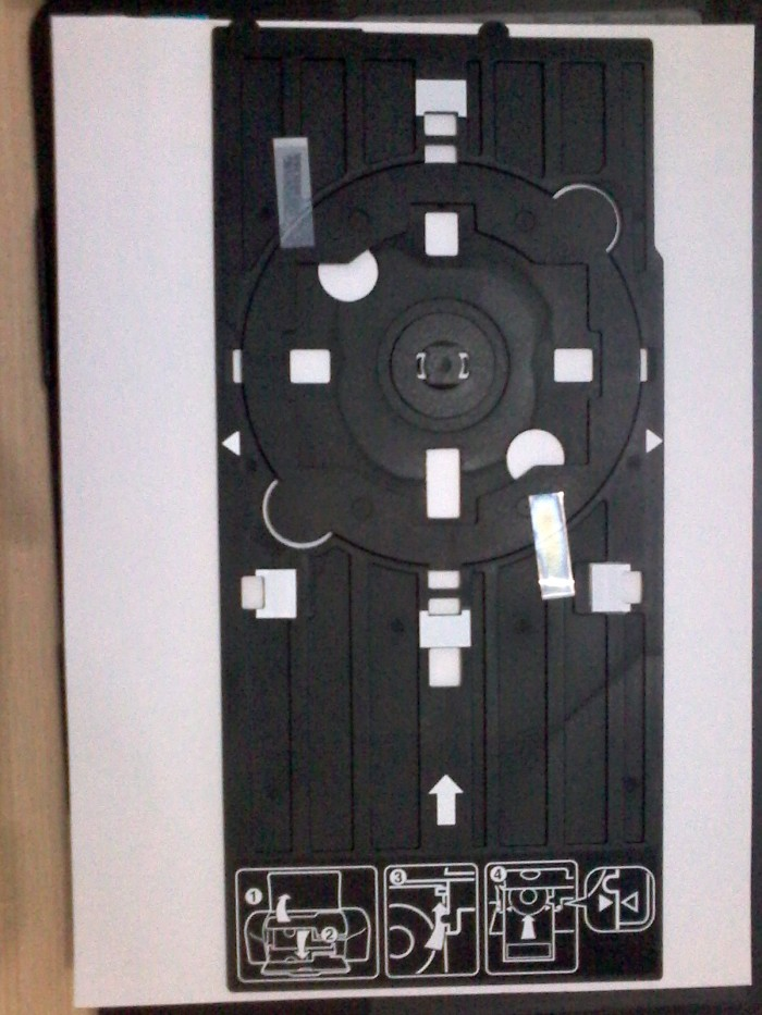 harga Cd dvd tray untuk epson r200 r210 r220 r230 r300 Tokopedia.com
