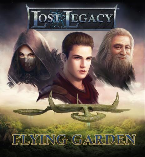 harga Lost legacy flying garden card game Tokopedia.com