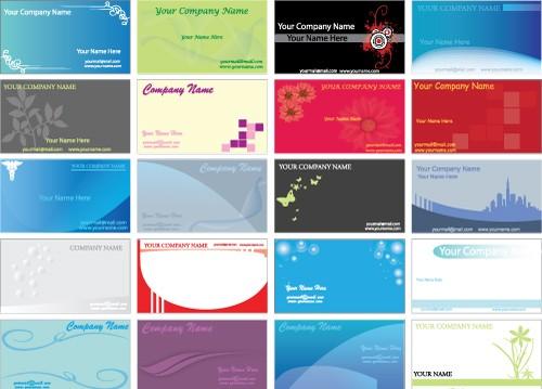 Foto Produk Fika Kartu Nama 1 Muka  Full Color dari Fika Online