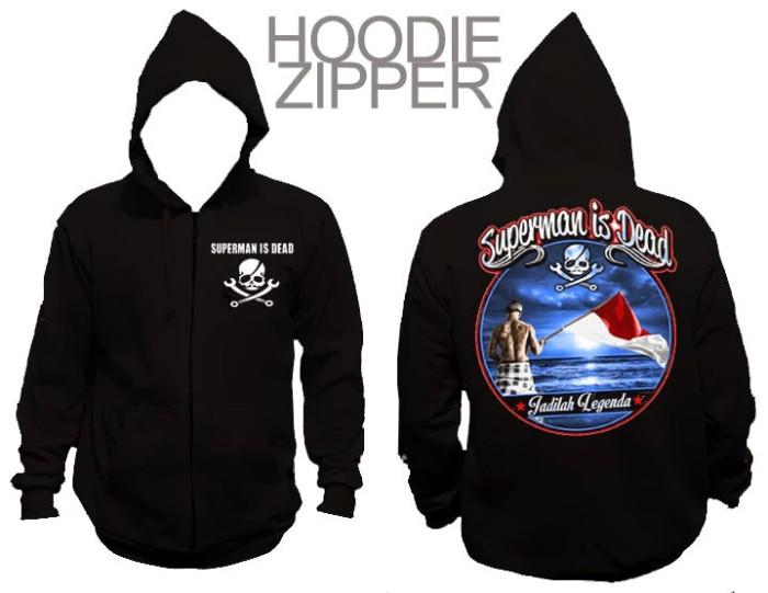 harga Hoodie zipper superman is dead-jaket superman is dead Tokopedia.com
