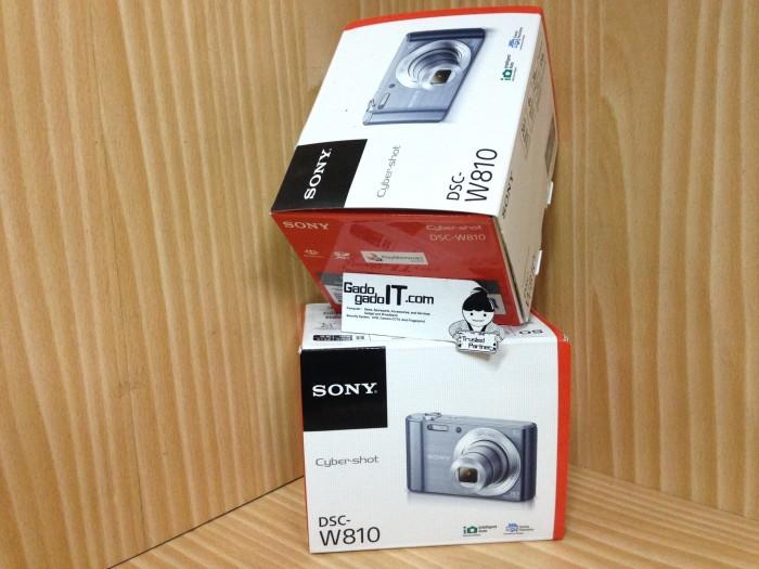 harga Digital camera/kamera pocket sony dsc-w810(20.1 mega pixels)hd murah Tokopedia.com