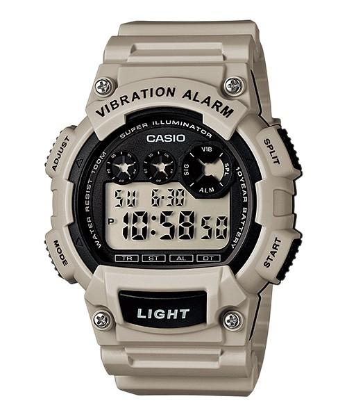 Jual Casio Vibration Alarm W-735H-8A2 W735 Original - Jam Tangan ... 70c5d11f43