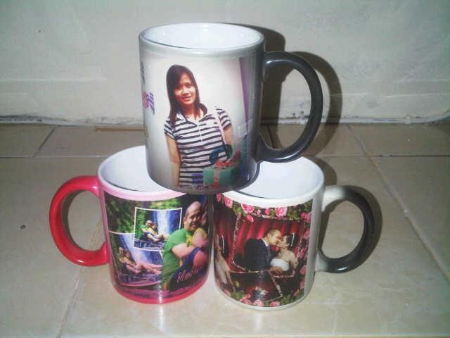 harga Cetak gelas/mug bunglon custom utk hadiahsouvenir Tokopedia.com