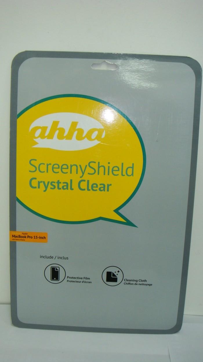 harga Ahha screen guard cristal case macbook pro 15  retina display Tokopedia.com