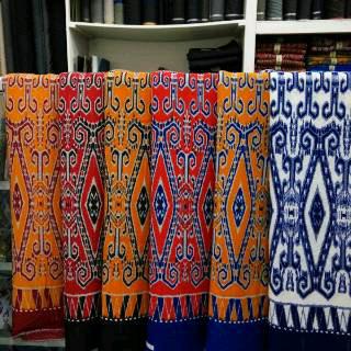 Jual Kain Batik Kalimantan  Kain Batik Kalimantan  Tokopedia