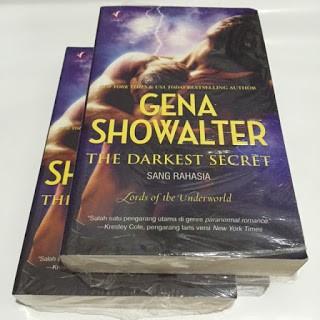 harga The darkest secret (sang rahasia) - gena showalter Tokopedia.com