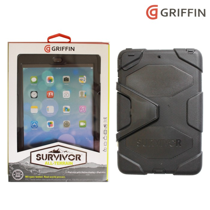 harga Case grifin survivor for ipad mini Tokopedia.com