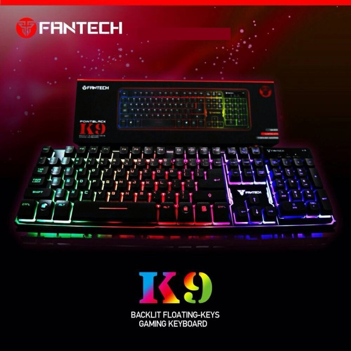 Keyboard Gaming FANTECH K-9