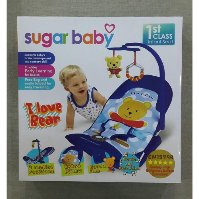 ... Love Bear Daftar Harga Terbaru Source · Baby Infant Seat Baby Bouncer Sugar