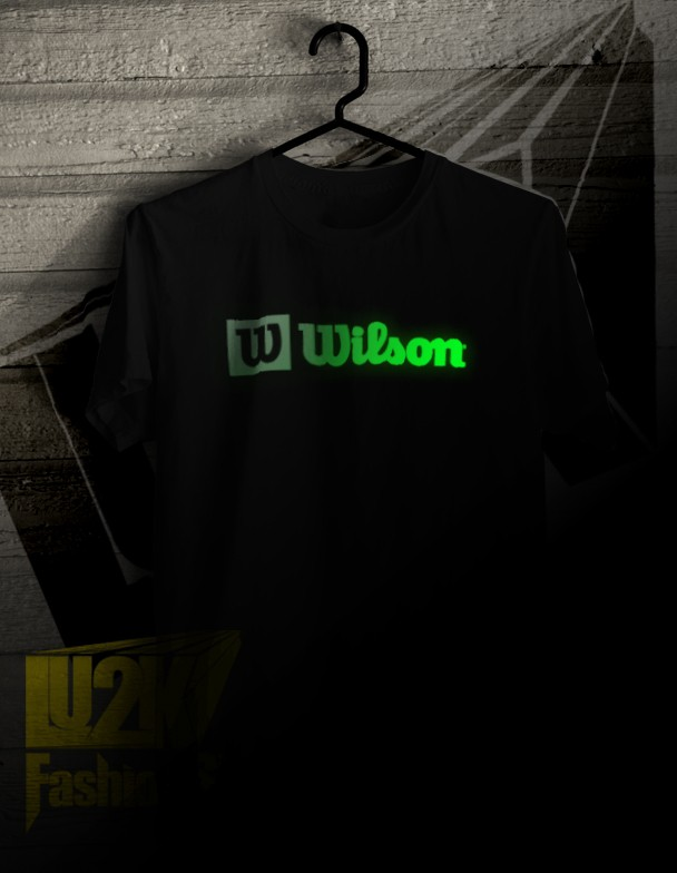 harga Kaos wilson brand raket glow in the dark fhosfor tenis distro l2k 337 Tokopedia.com