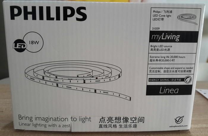 Jual Led Tape Strip Philips 31059 Warm White 3000k 5m
