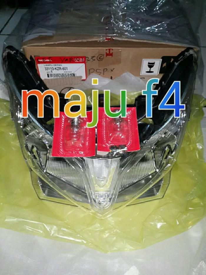 harga Reflektor/ref lampu+bonus bolam depan 2 vario 125 honda asli Tokopedia.com