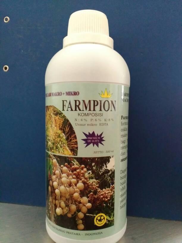 harga Farmpion kelengkeng 500 ml Tokopedia.com