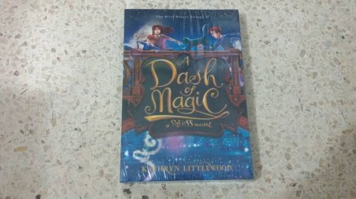 harga Novel a dash of magic (the bliss bakery trilogy #2) Tokopedia.com