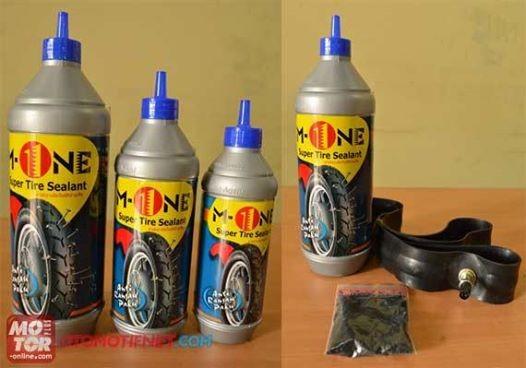 harga M one 500 ml cairan tambal tubles untuk ban motor tubles tapak lebar Tokopedia.com