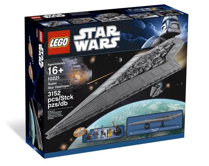 harga Lego 10221 - super star destroyer Tokopedia.com